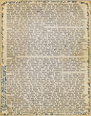On the Road Jack Kerouac 1957 | Davy Rippner