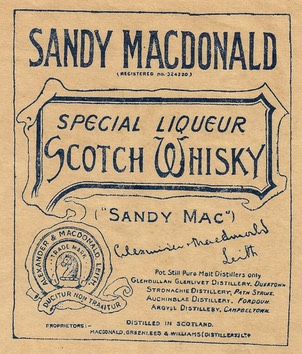 Sandy MacDonald old